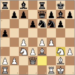Eliminating any future Nh5 ideas. Now Black has to get creative to find moves.