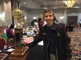 NYS trophy