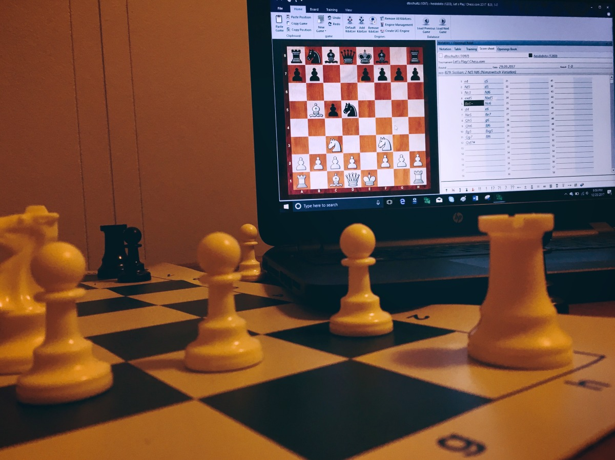 Free Game Analysis: Putting it All Together | chess^summit
