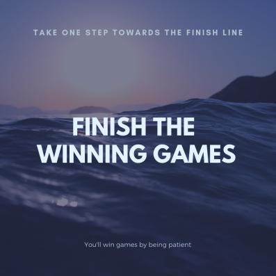 Winning Games (1)